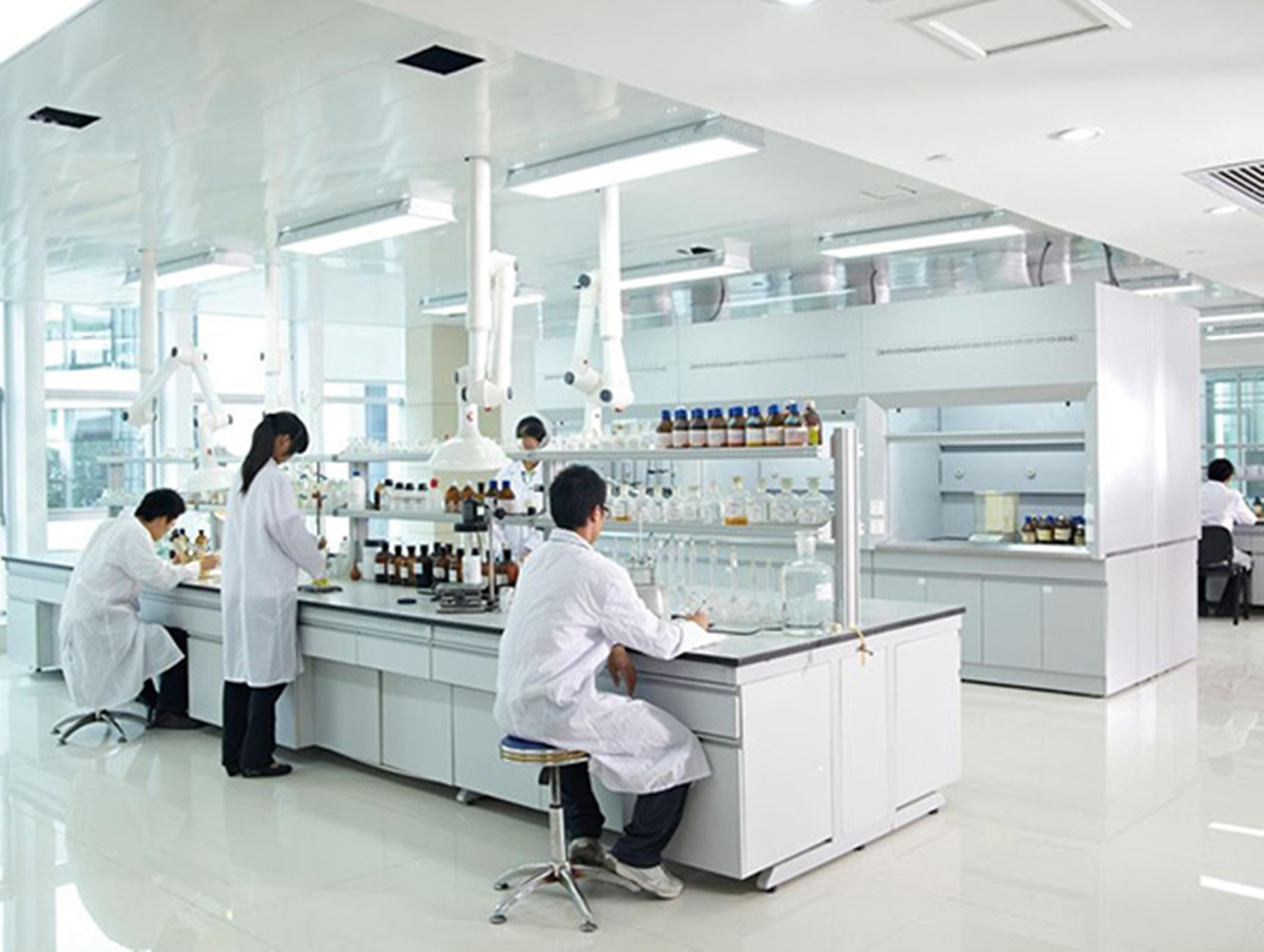 上海浦奥消防科技集团研发实验室