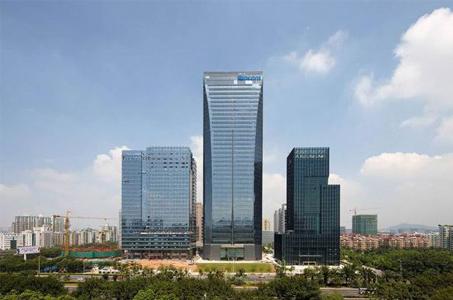 腾讯总部大厦高层钢结构防火涂料工程