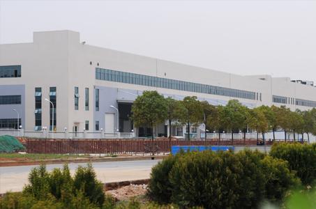 武汉格力工业园厂房防火涂料工程
