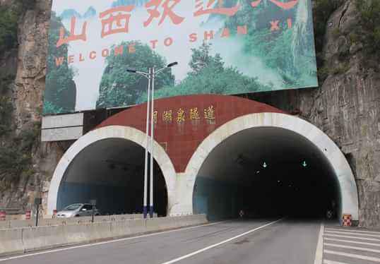 月湖泉隧道防火涂料工程案例