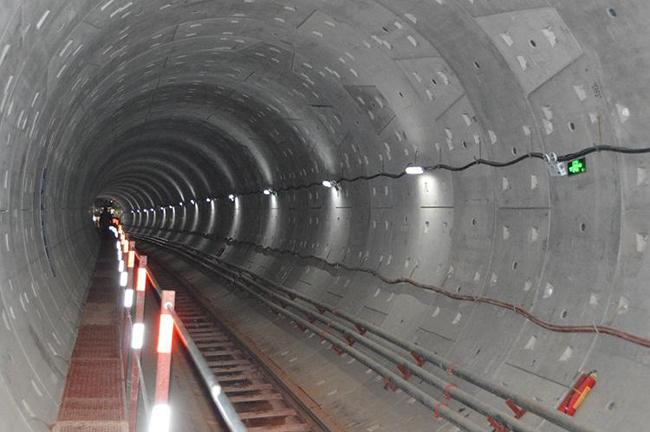 成都地铁隧道防火涂料工程