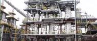 内蒙古伊泰工业园钢结构防火涂料施工项目